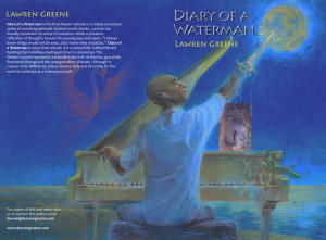 Diary of a Waterman – By Lawren Greene – $20.00